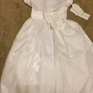 Other - Beautiful white dress for Easter /First Communion!
